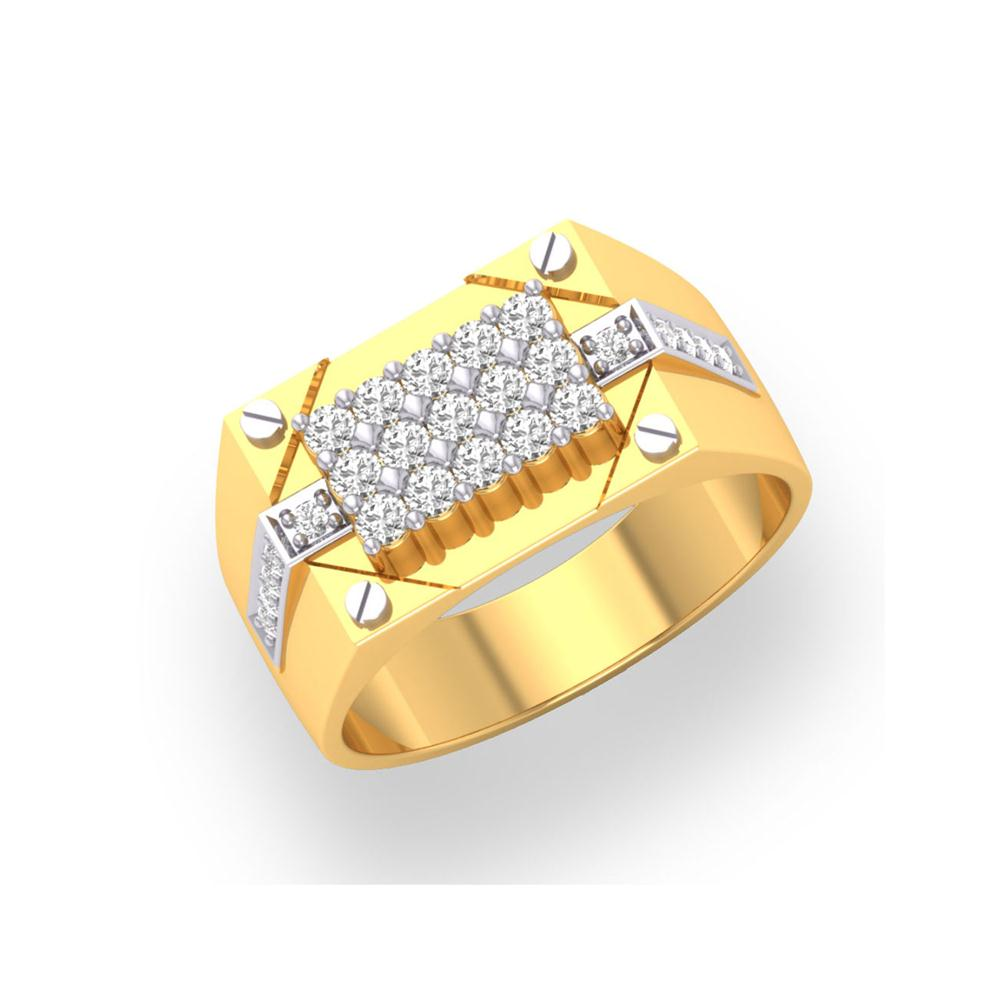image diamonds set style old setting cut gold yellow engraved img in dated diamond mine carat gypsy stone antique ring