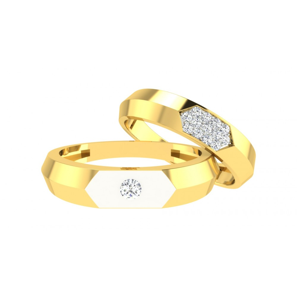 hd white couple new rings bands wedding ring couples gold malaysia in price band jewellery kathana charming awesome love